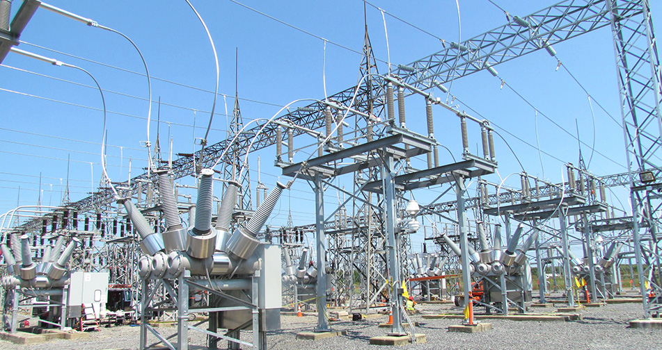 SUBSTATION POWER MATERIALS